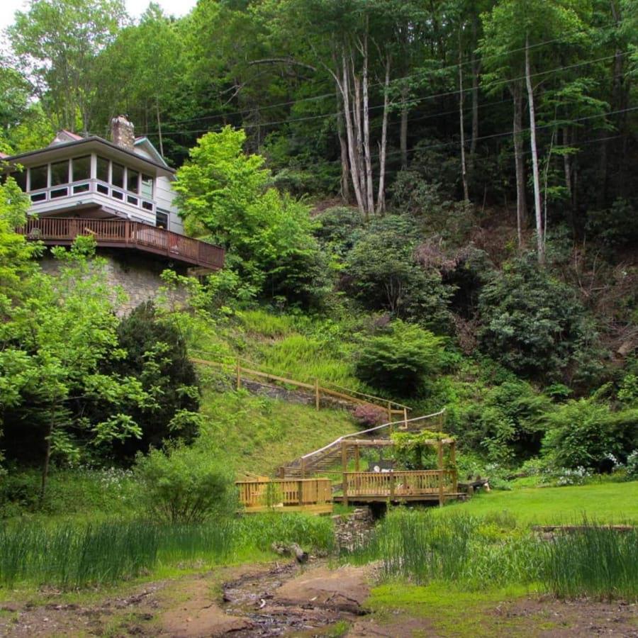 Red Leaf River Inn North Carolina