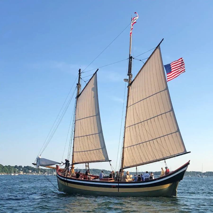 Sail on the Schooner Fame in Salem