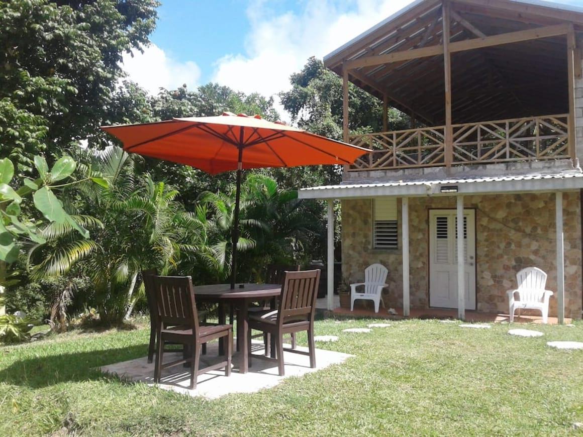 Scott Gully Eco Lodge Barbados