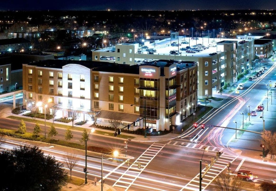 SpringHill Suites by Marriott Old Dominion University
