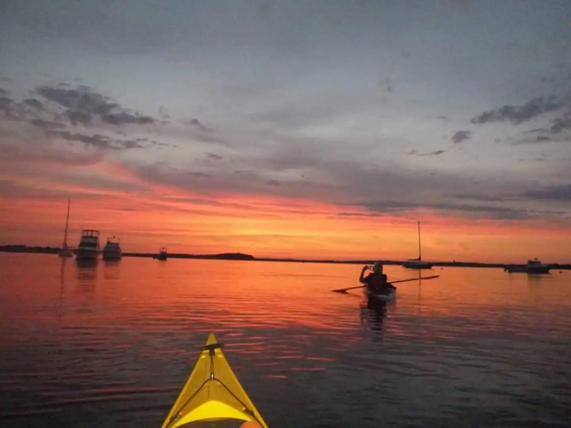 Sunset Kayak Excursion, Bourne