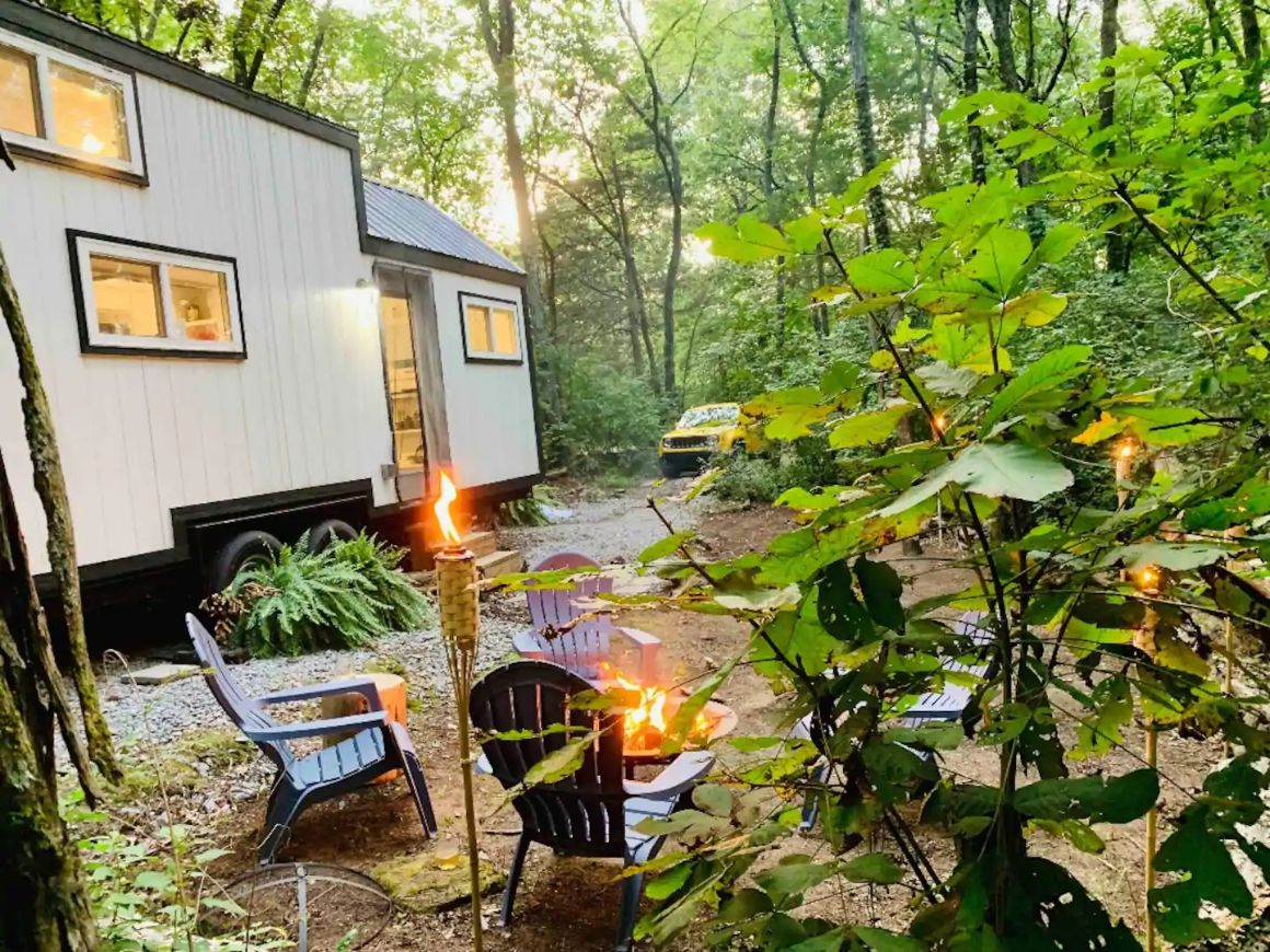 Nashville Woods Tiny Home, Tennessee