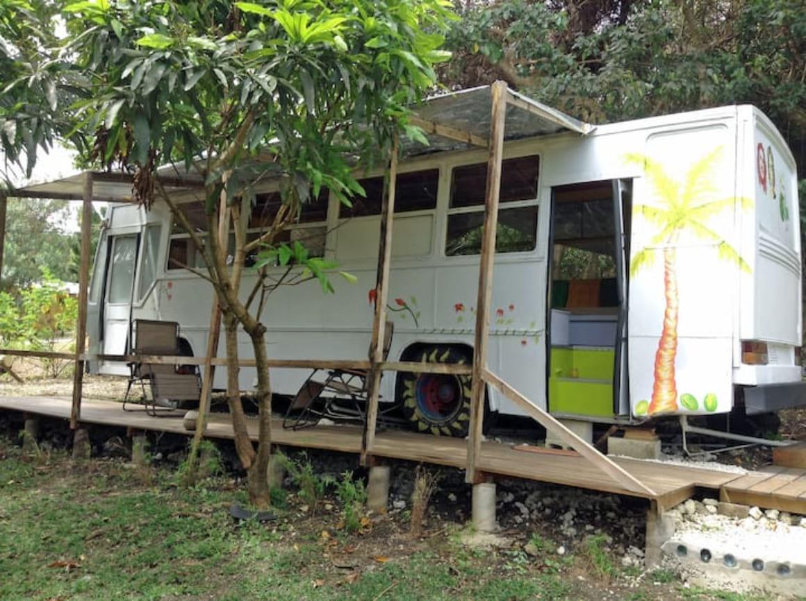 The Eco StayBus