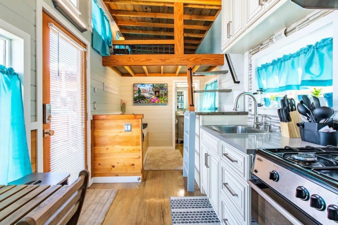 Tiny House Destiny Colorado
