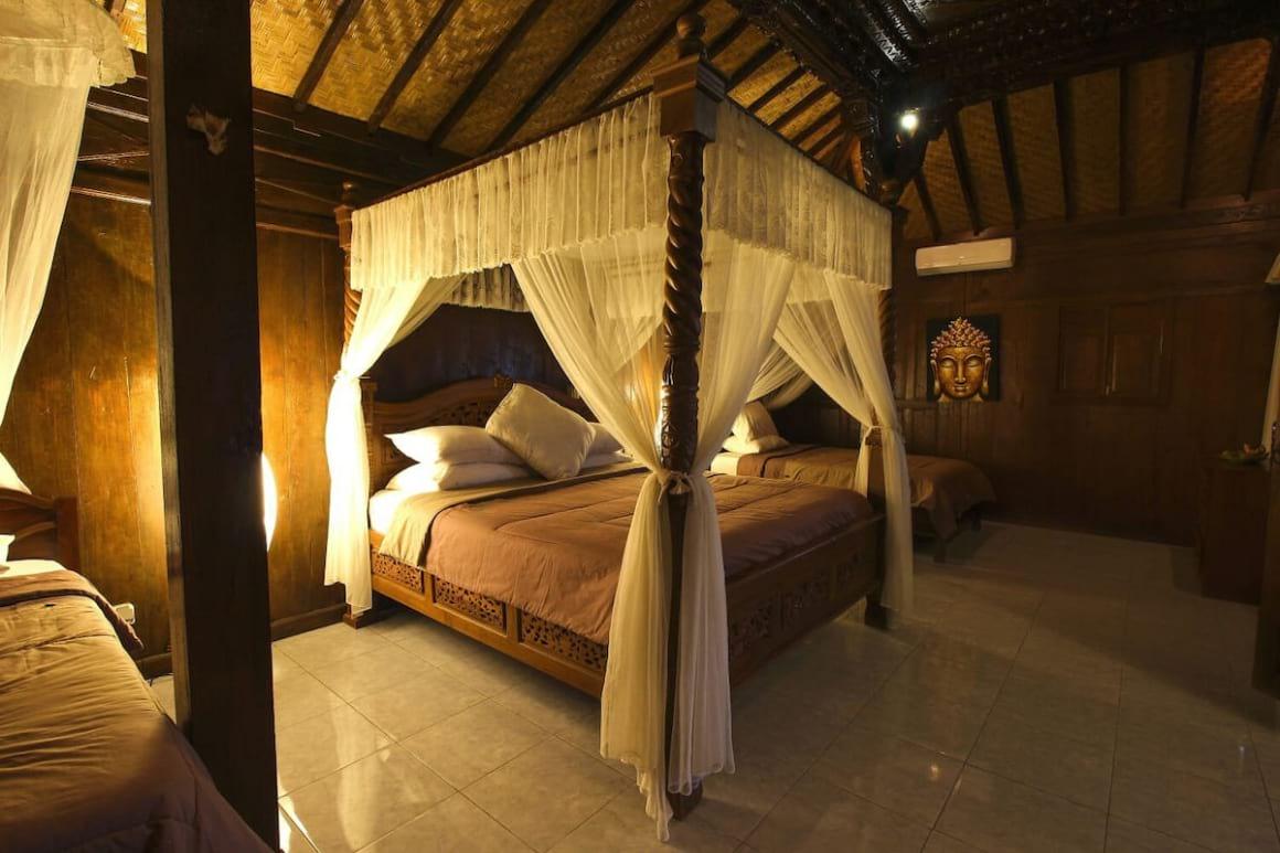 Villa Bantes Eco Lodge Bali