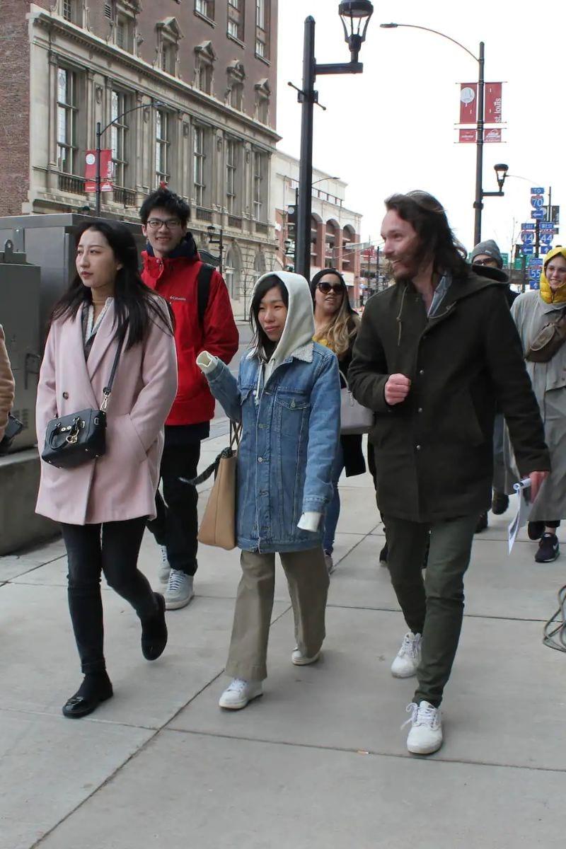 Walking Tour of Downtown St. Louis Missouri