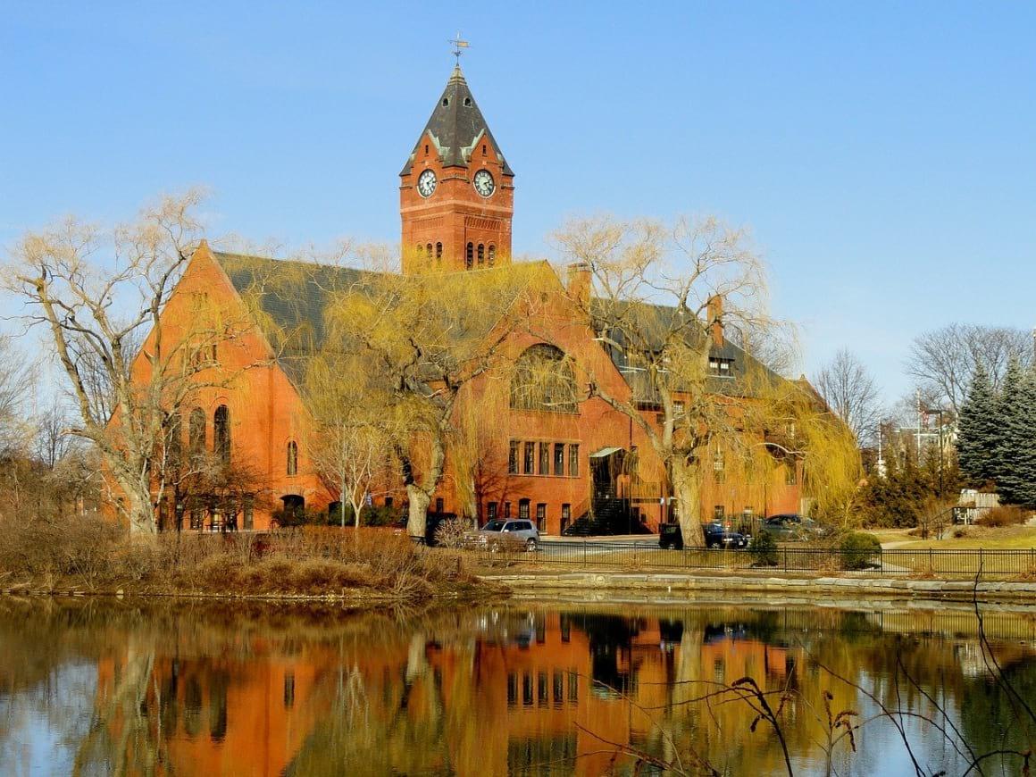 Winchester Massachusetts