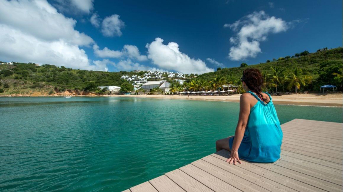 Crocus Bay Beach Anguilla