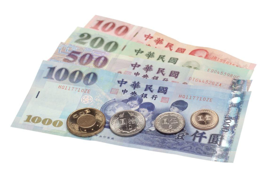 Currency in Taiwan