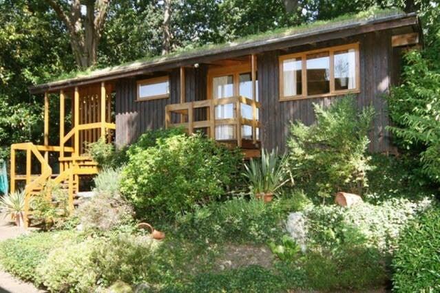 Detached, private, quiet, Eco Lodge