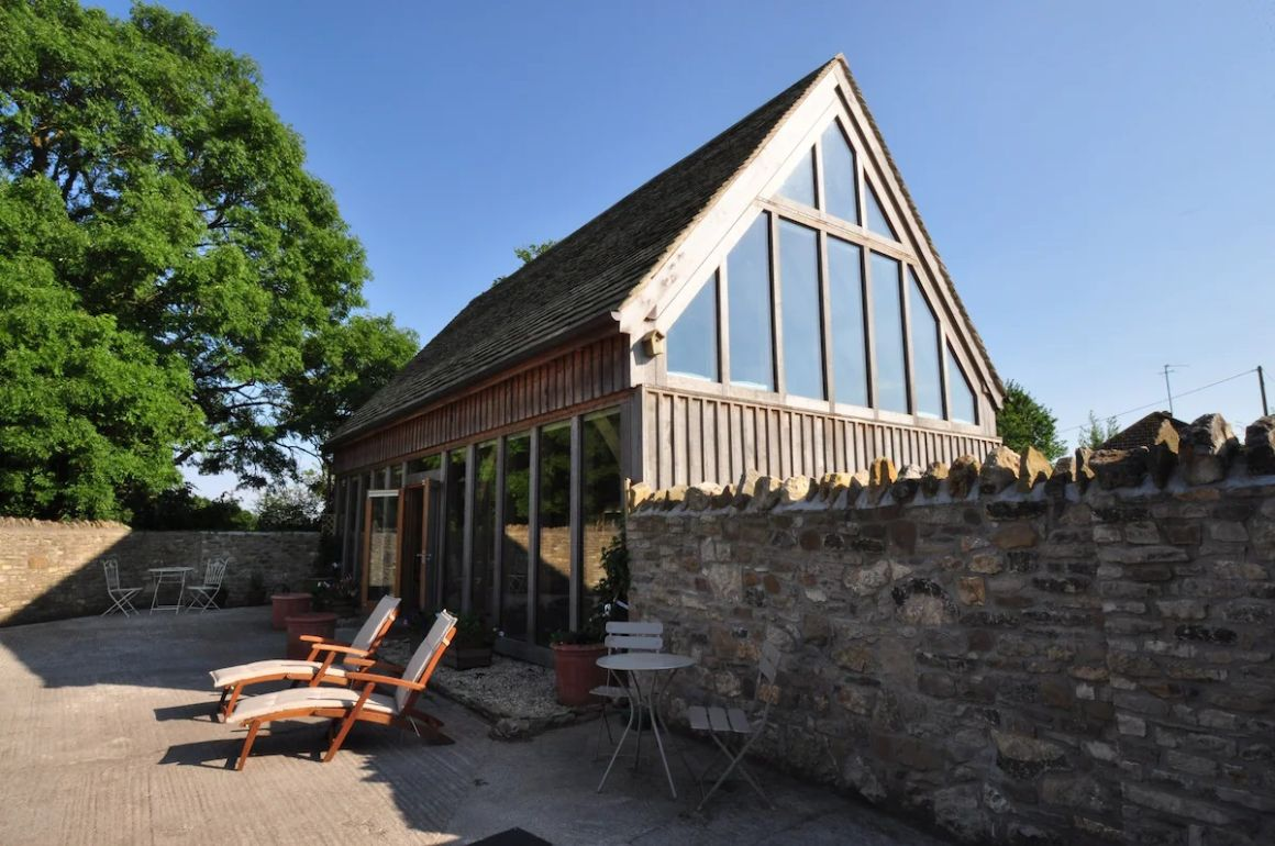 Eco Lodge in Somerset