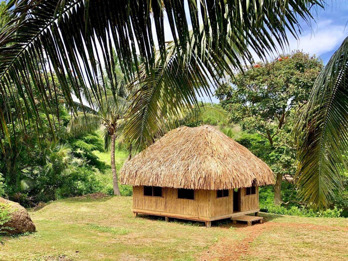 Palmlea Farm and Eco Lodge Glamping Bure 6, Fiji