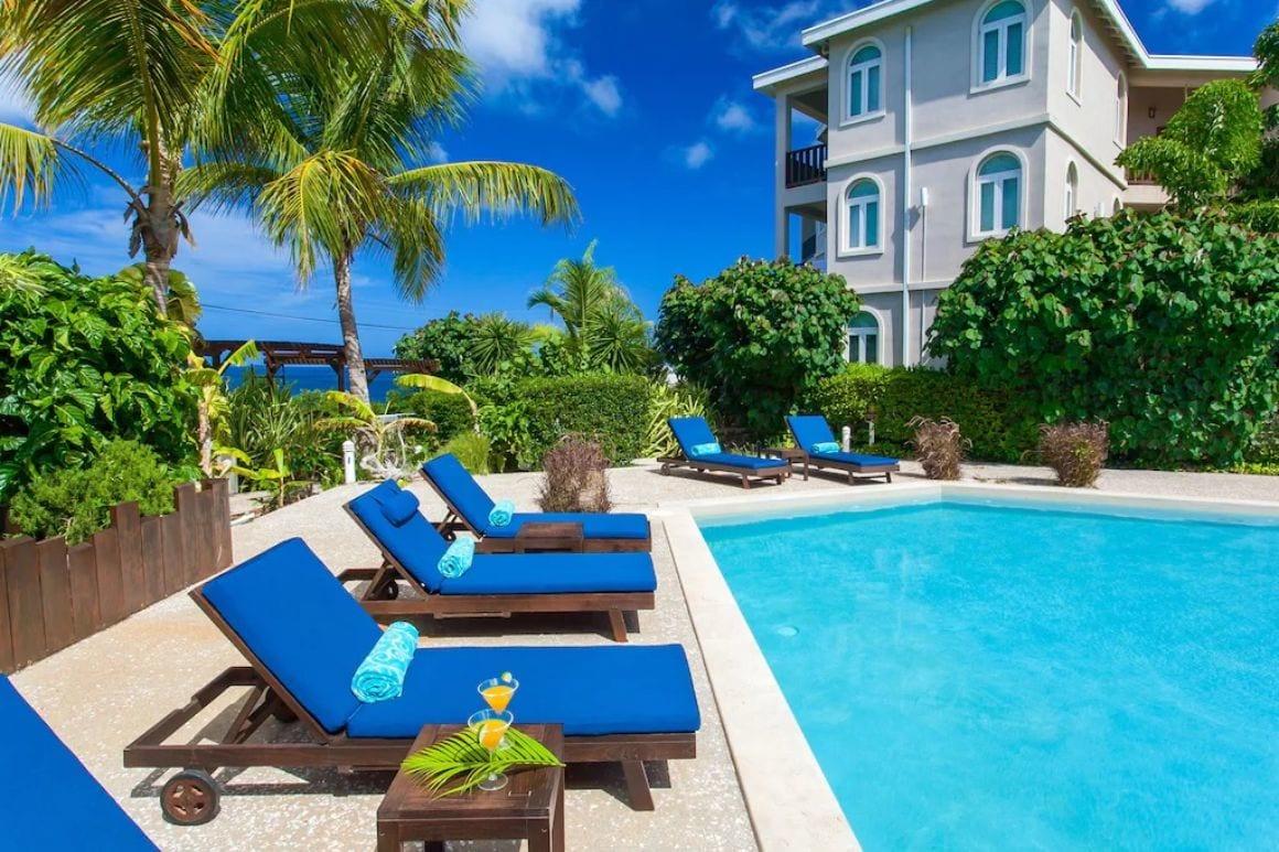 Fountain Anguilla by Refined Retreats Anguilla