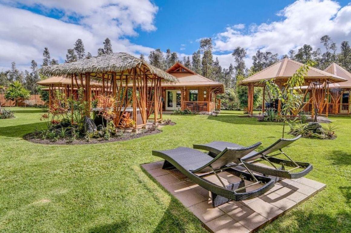 Volcano Eco-Resort and Eco-Lodge Hawaii