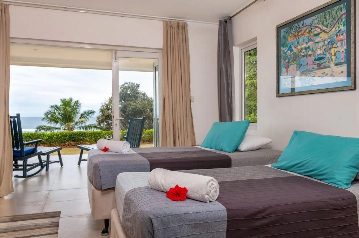 Blue Horizon Villas, eco-resort Seychelles