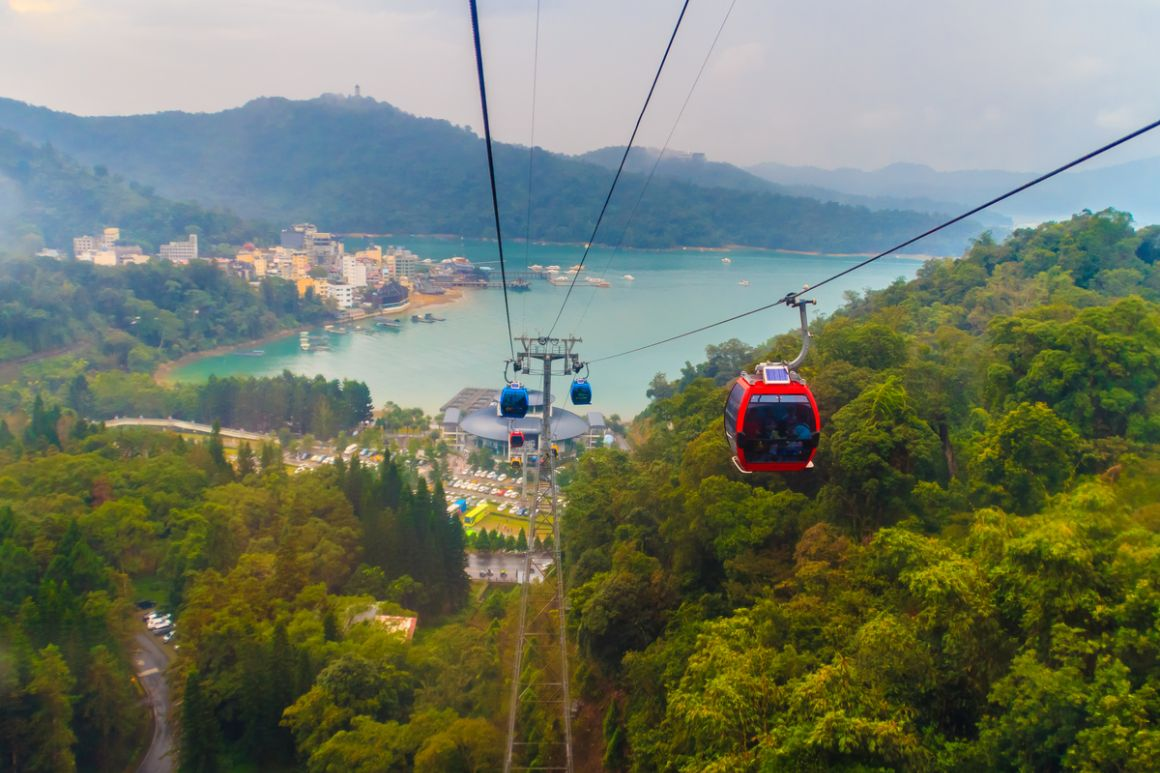 Taiwan Gondola