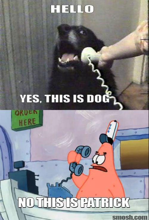 this is patrick meme