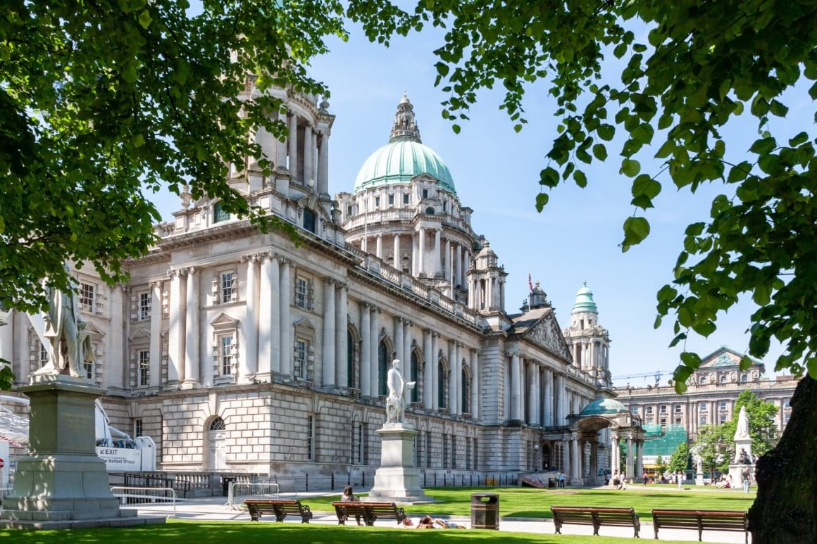 things to see and do in Belfast centre