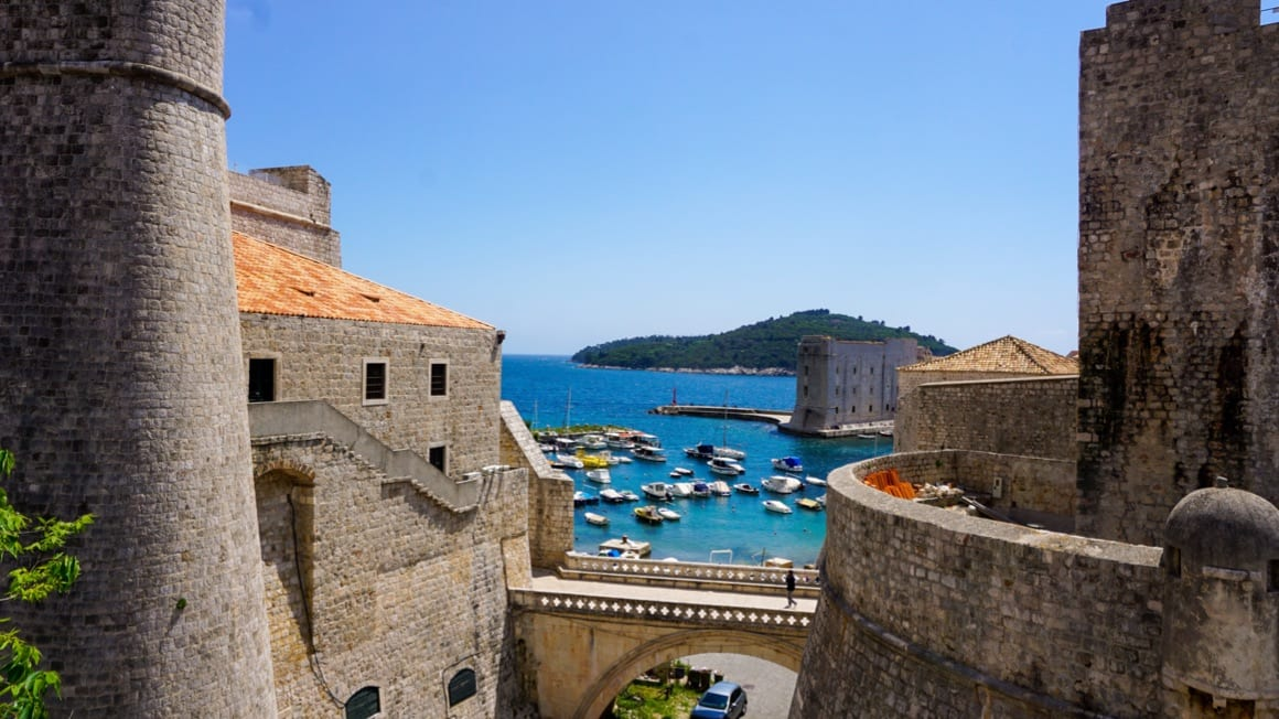 things to do Dubrovnik old town
