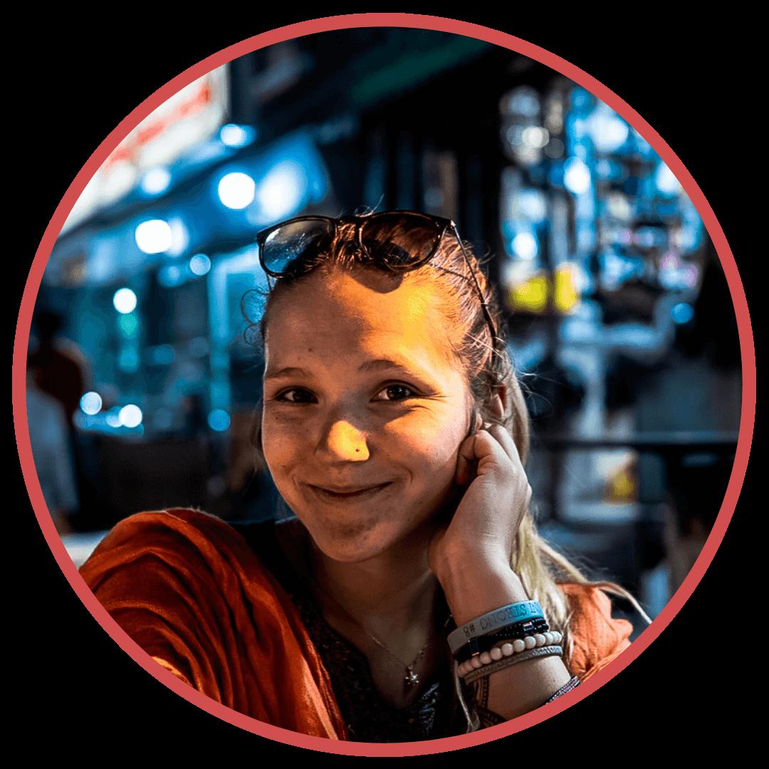 Samantha Shea - apprentice adventure travel writer at The Broke Backpacker