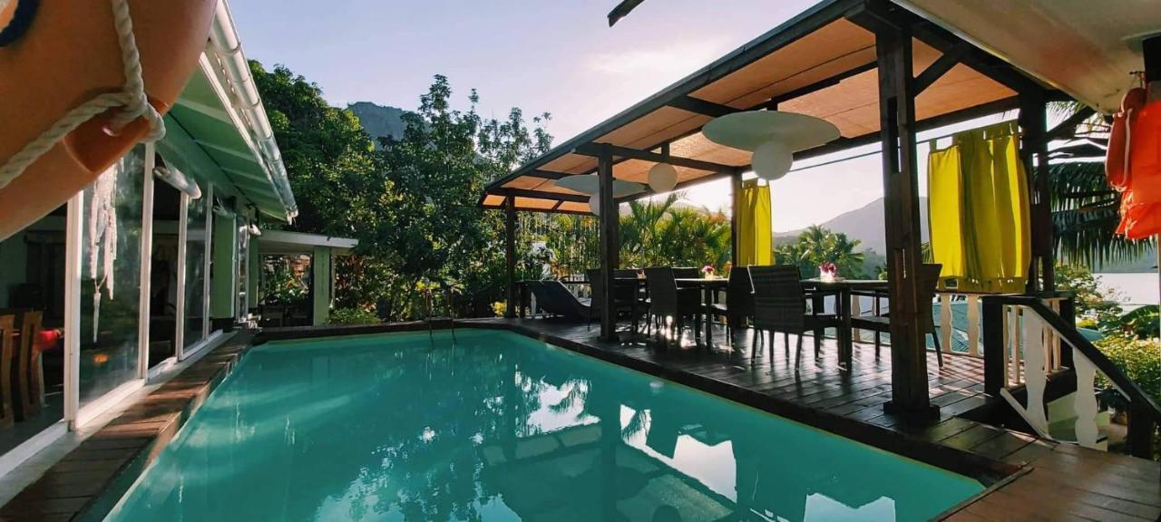 Sea View Eco-lodge Seychelles