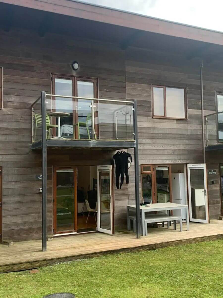 4-bed eco-style holiday home Cornwall