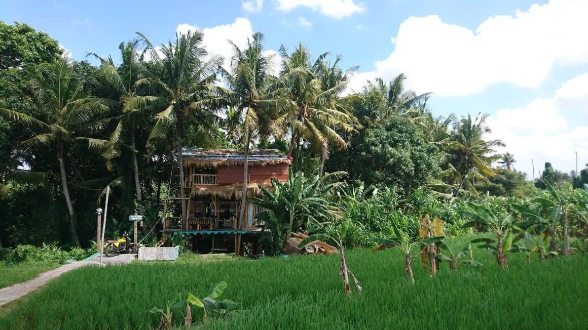 Bali Unique Treehouse