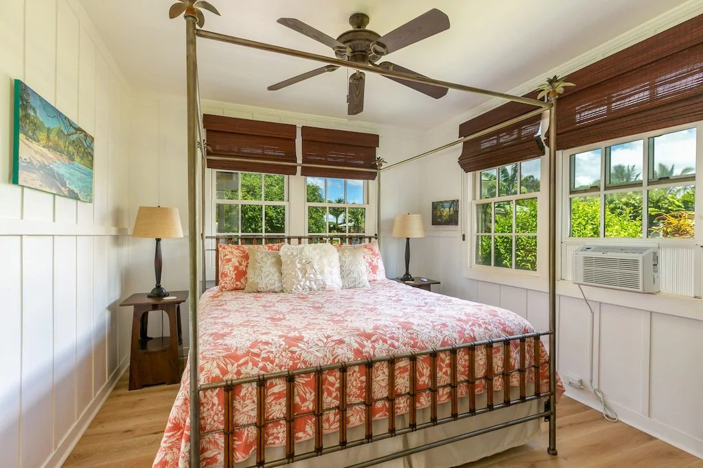 Best Cottage on VRBO in Kauai Delightful Plantation Cottage Steps from Beach
