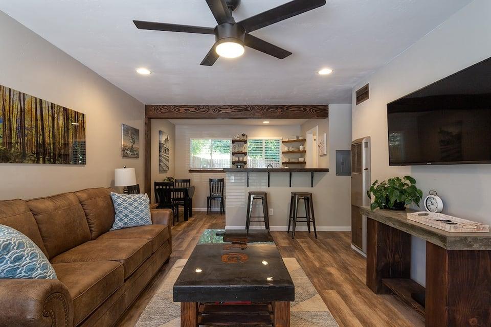 Best Luxury Airbnb in Flagstaff Townsite Beautiful Aspen Getaway