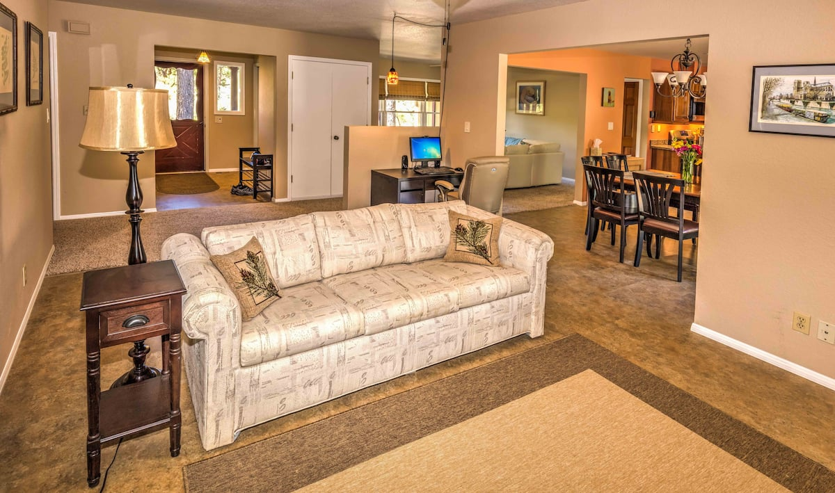 Best Luxury Airbnb in University Heights Parker House in the Pines