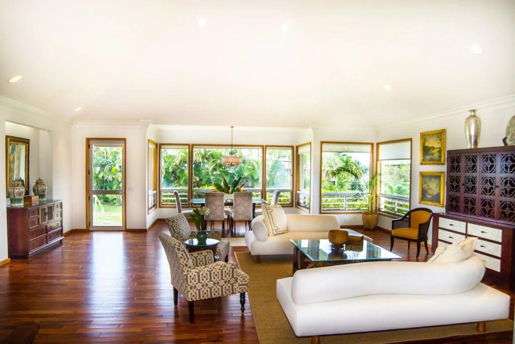 Best Luxury Home on VRBO in Kauai Chic Kaiau Oasis