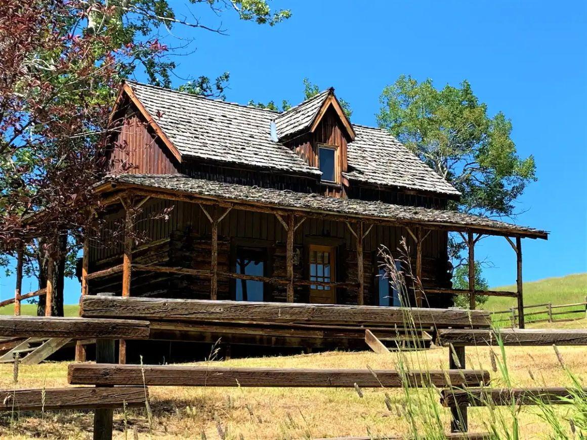 Heart lake Eco Lodge Calgary