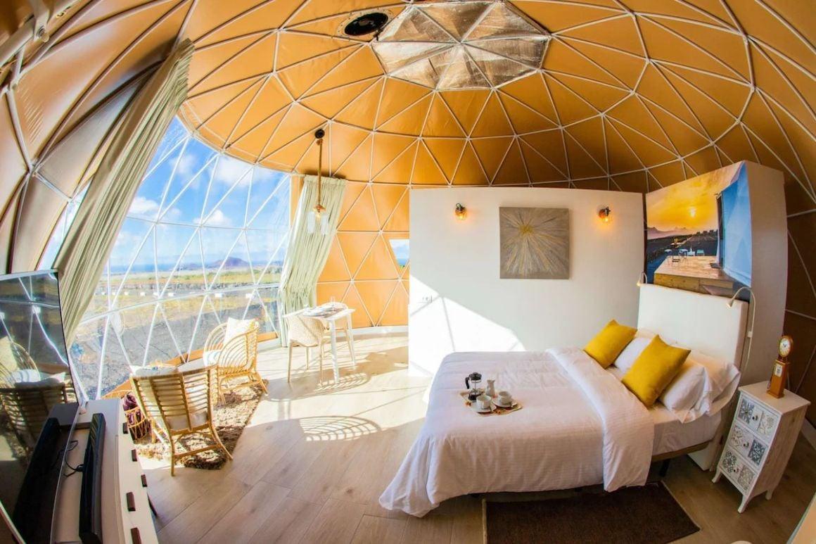 Luxurious Eco Dome in Las Palmas