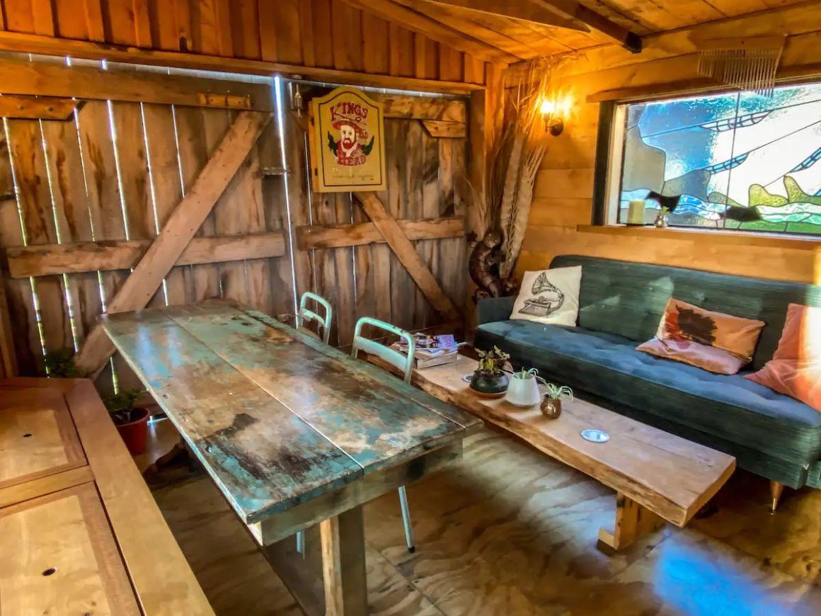 Luxurious Tipi Tanglewood Retreat Auckland