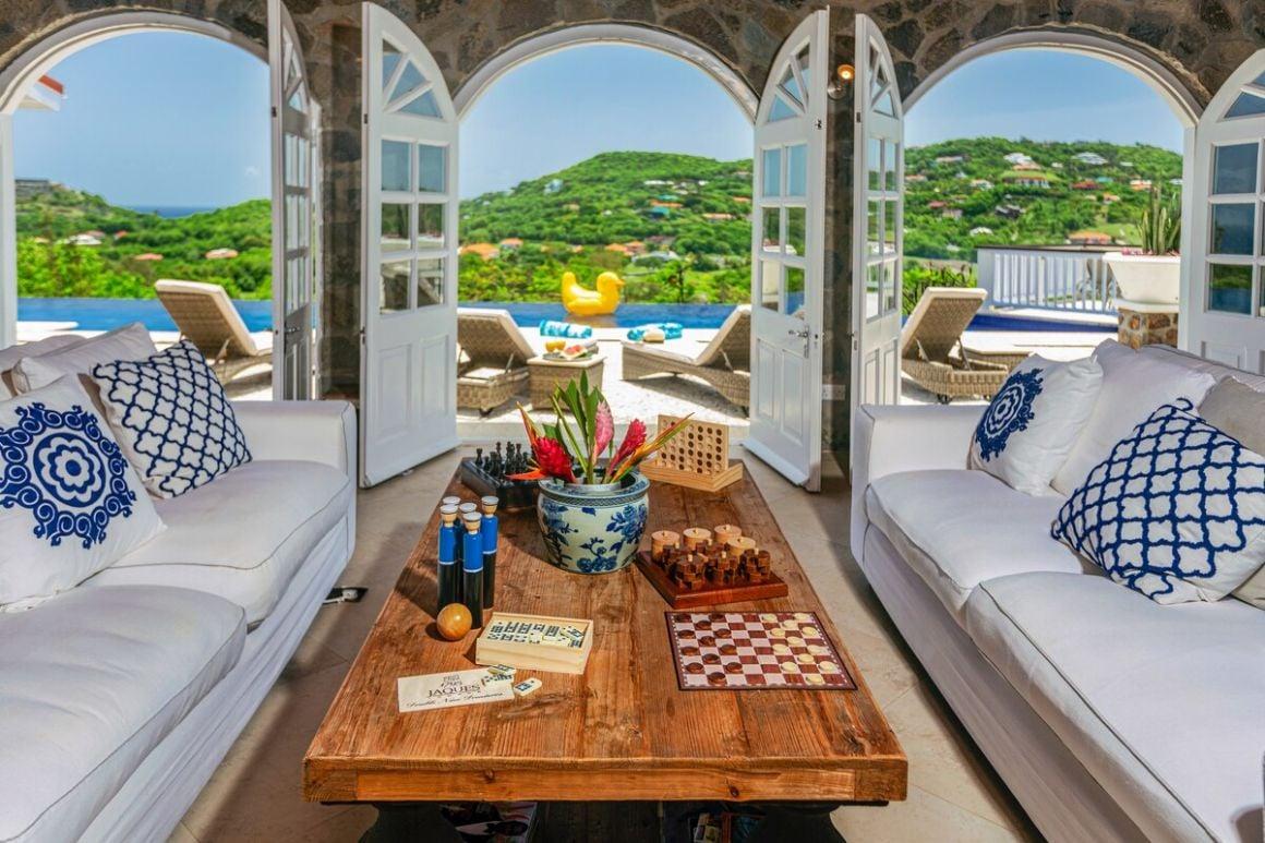 Luxury Airbnb Located in the Prestigious Cap Estate