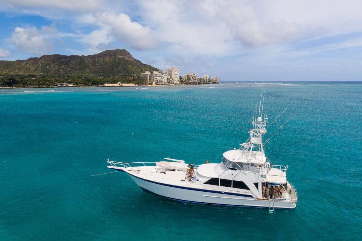 Luxury Sports Yacht