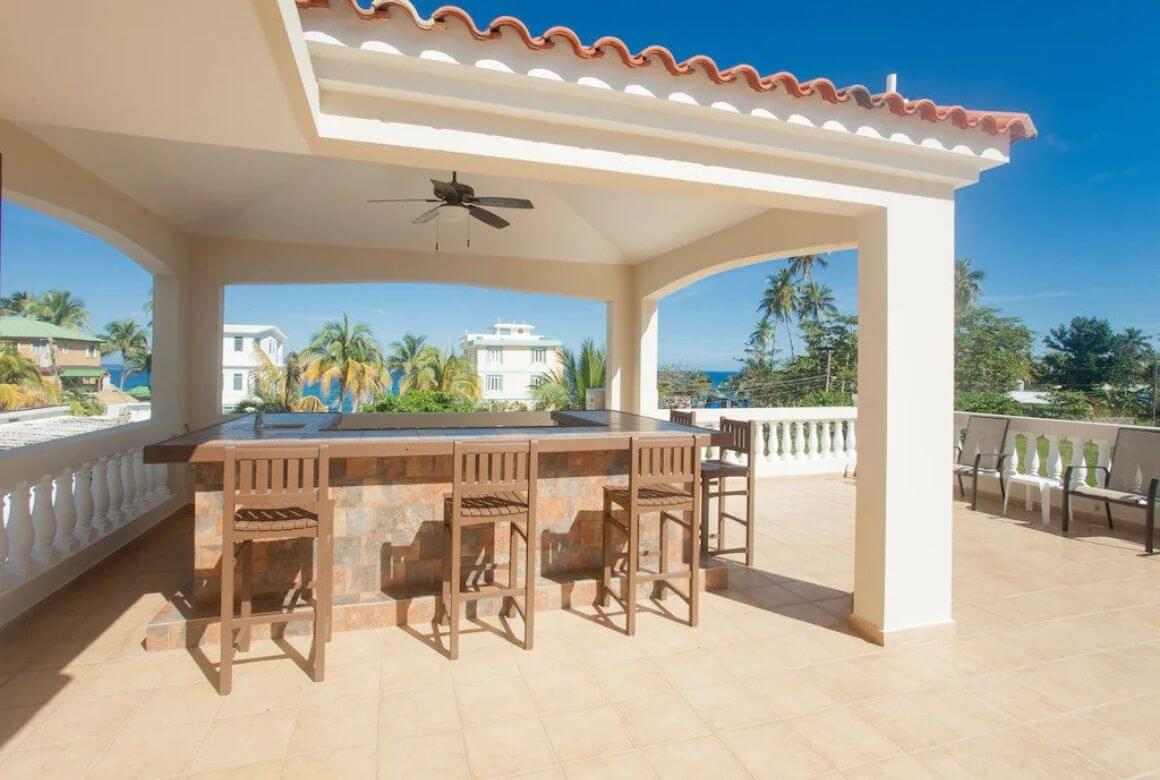 Luxury living at 'Villa Ocean Mist'