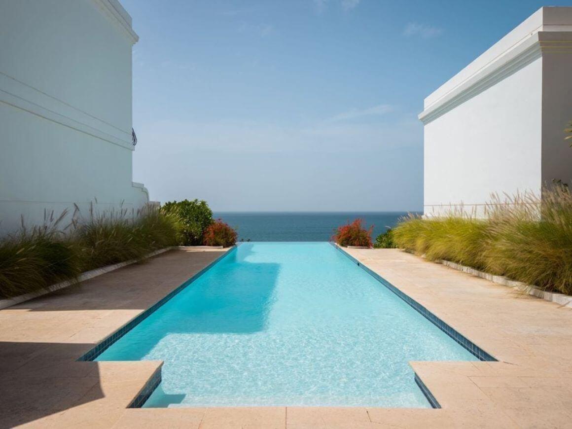 Luxury villa with plunge pool