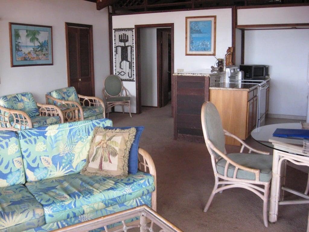 Perfect VRBO for Digital Nomads in Kauai Oceanfront Studio