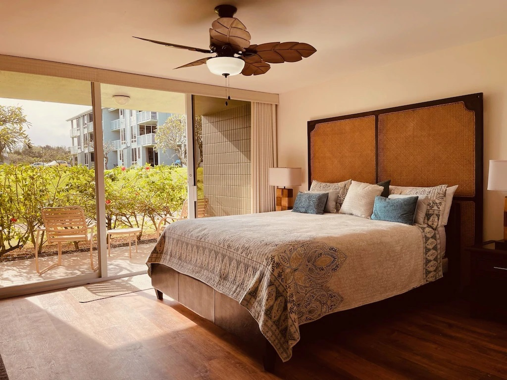 Perfect VRBO for Solo Travelers in Kauai Newly Remodeled Studio