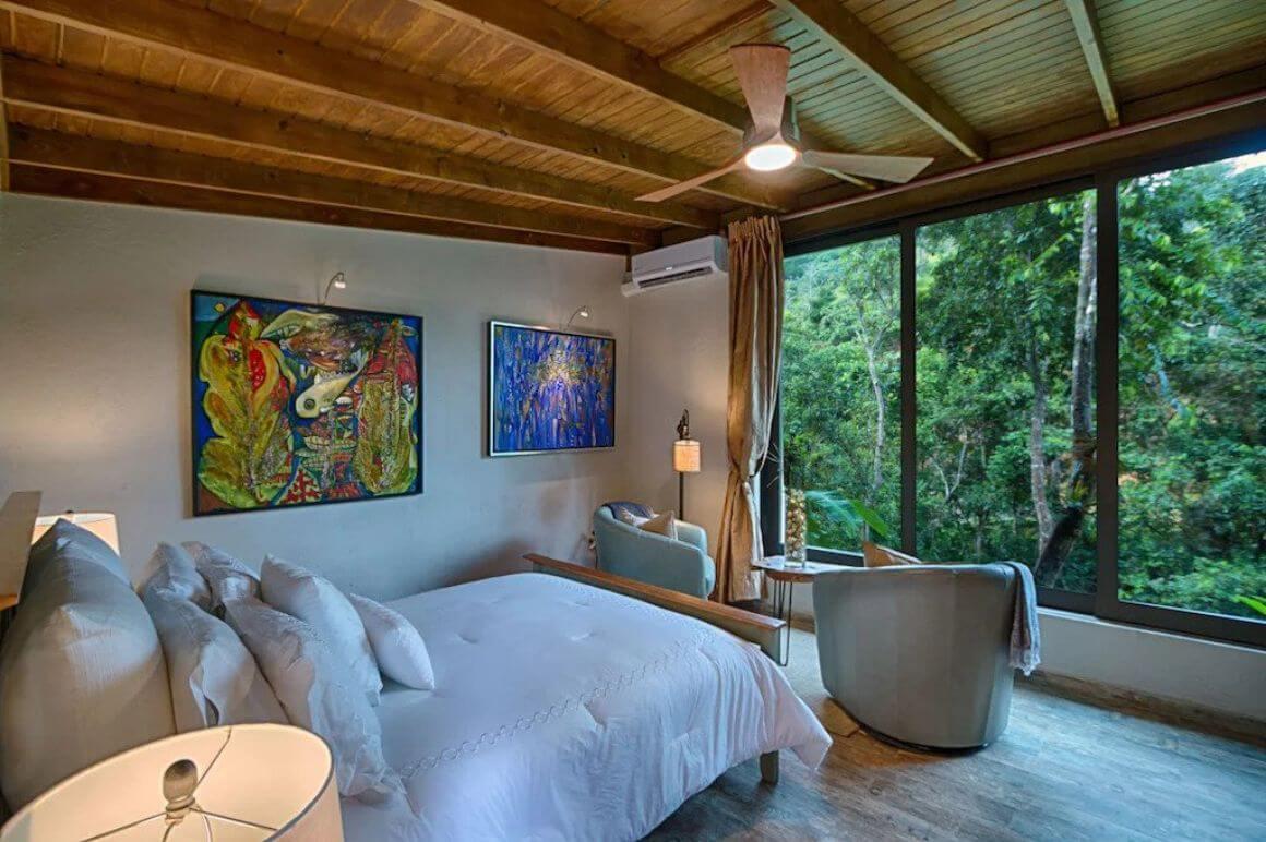 Private cabin in idyllic surrounds