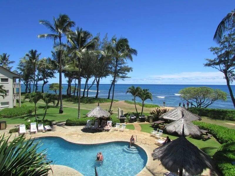 Super Accessible VRBO in Kauai Beautiful Oceanfront resort