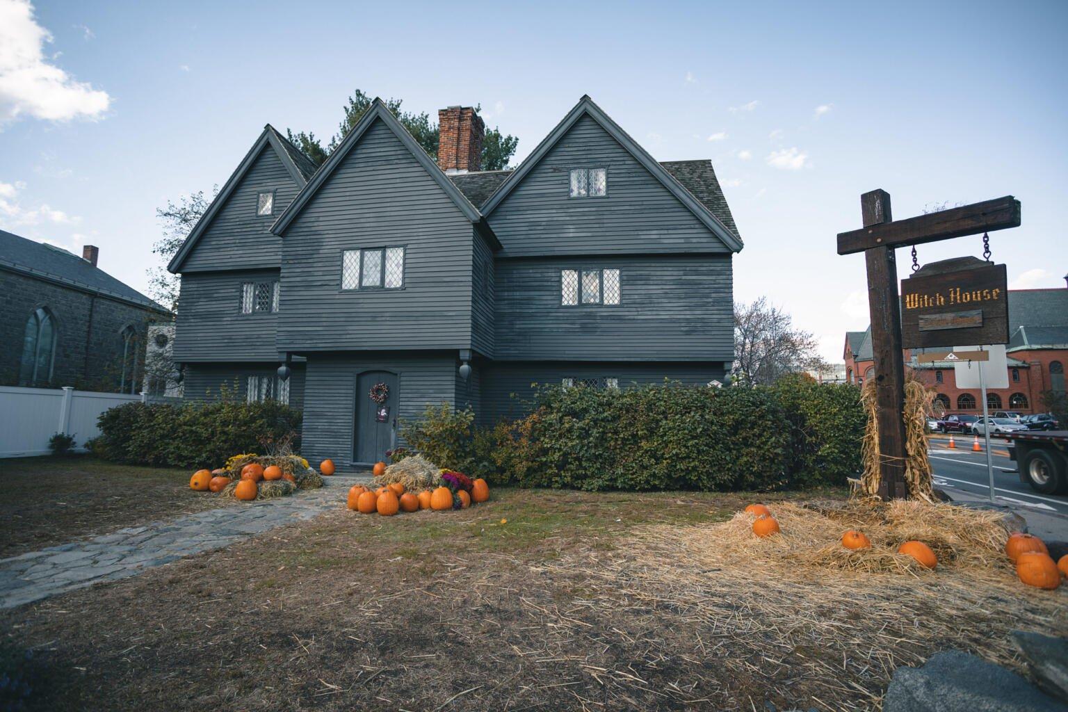 Salem, Massachusetts.
