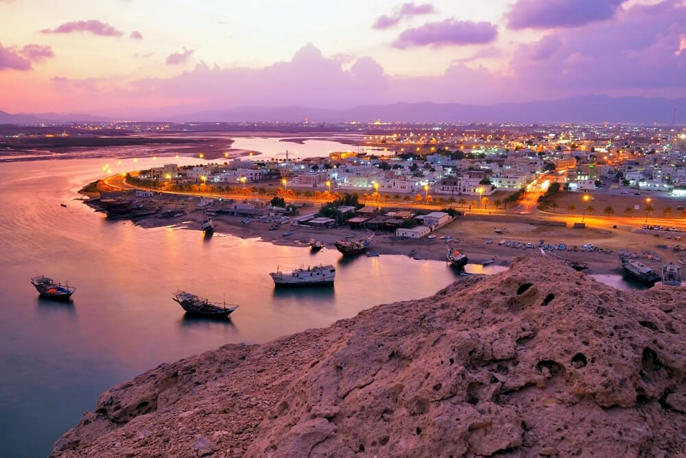 best places to visit in oman