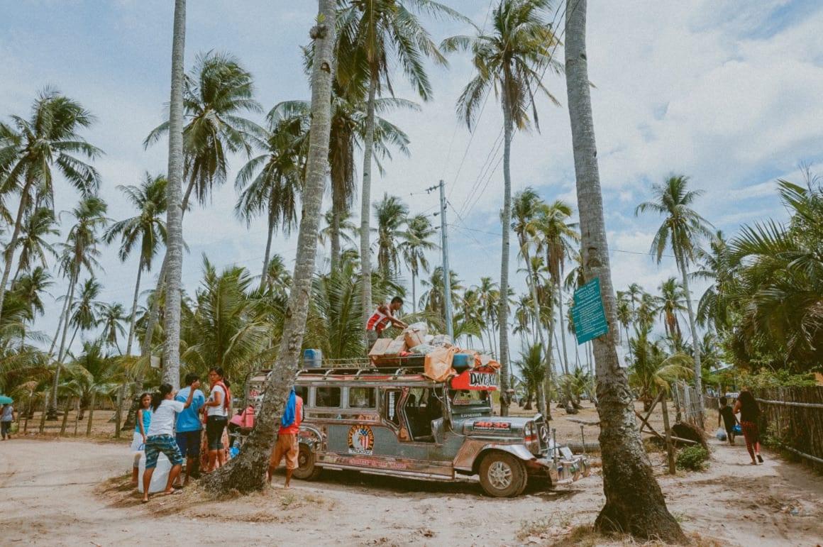 El Nido town, Philippines