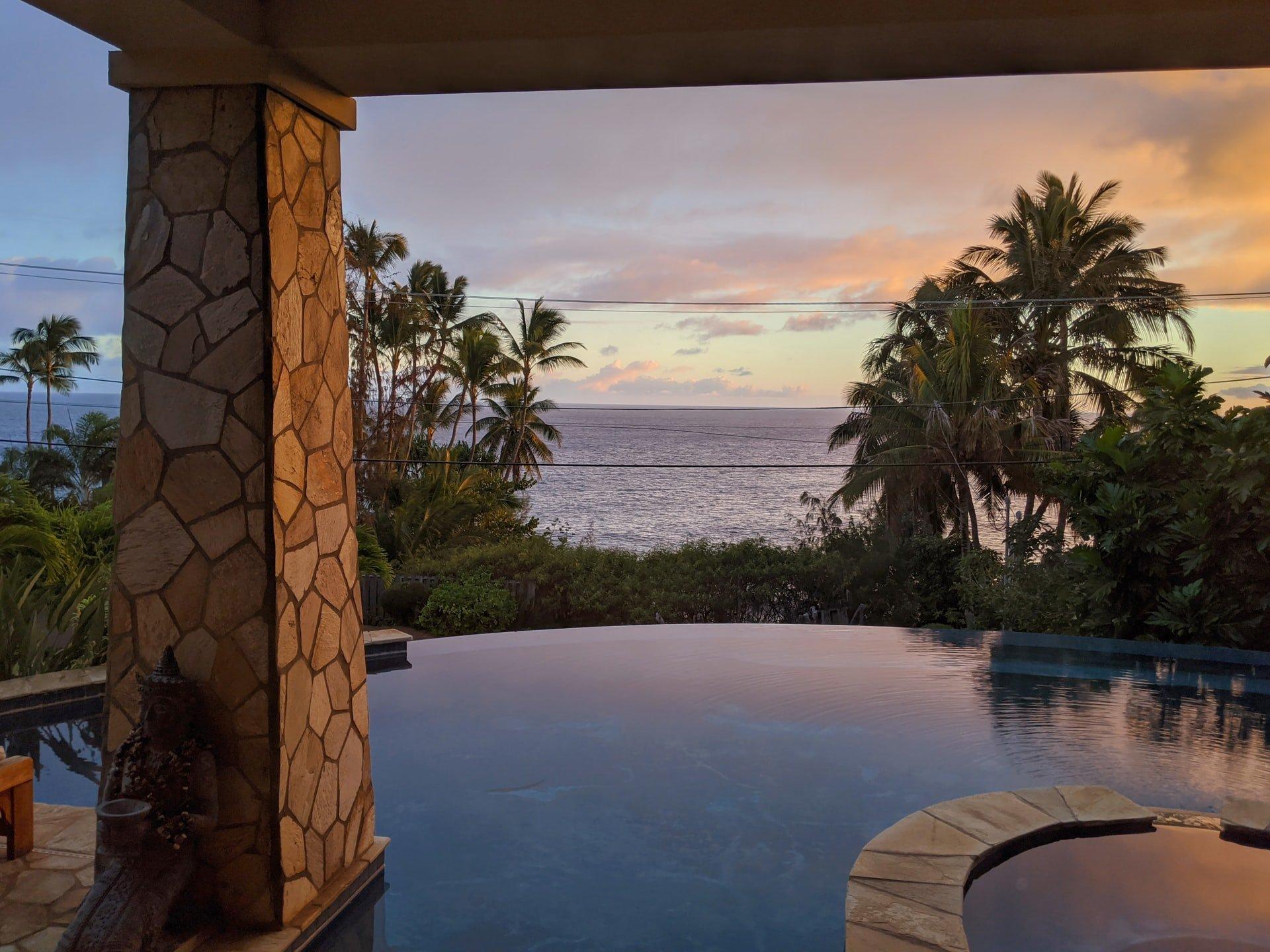 Beach House Kauai Hawaii