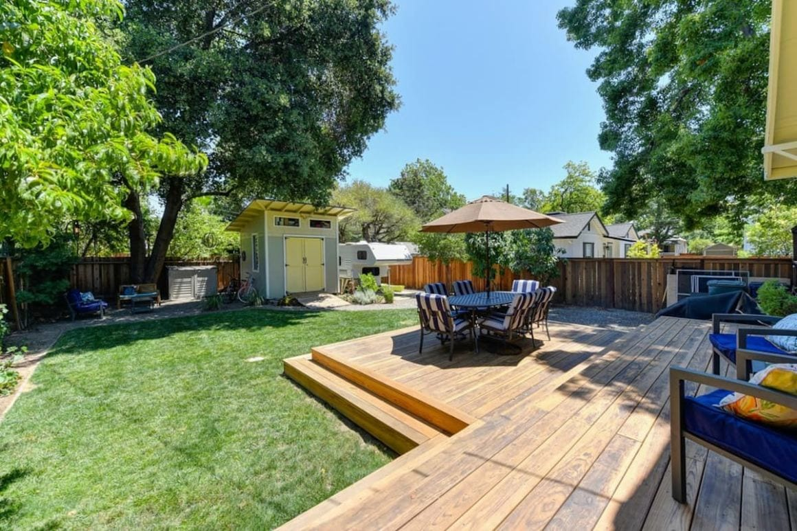 Best Airbnb in Sacramento Inviting 2 Bedroom Home