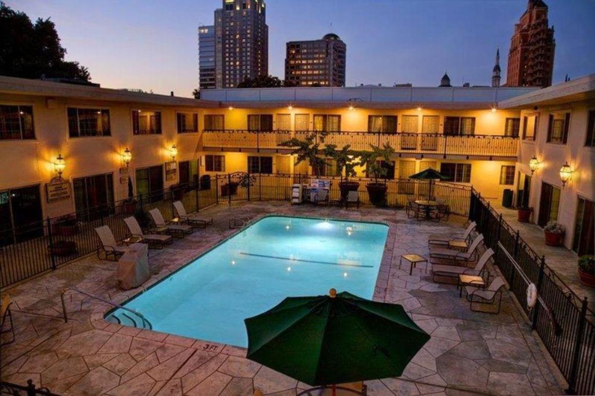 Best Hotel in Downtown Best Western Plus Sutton House