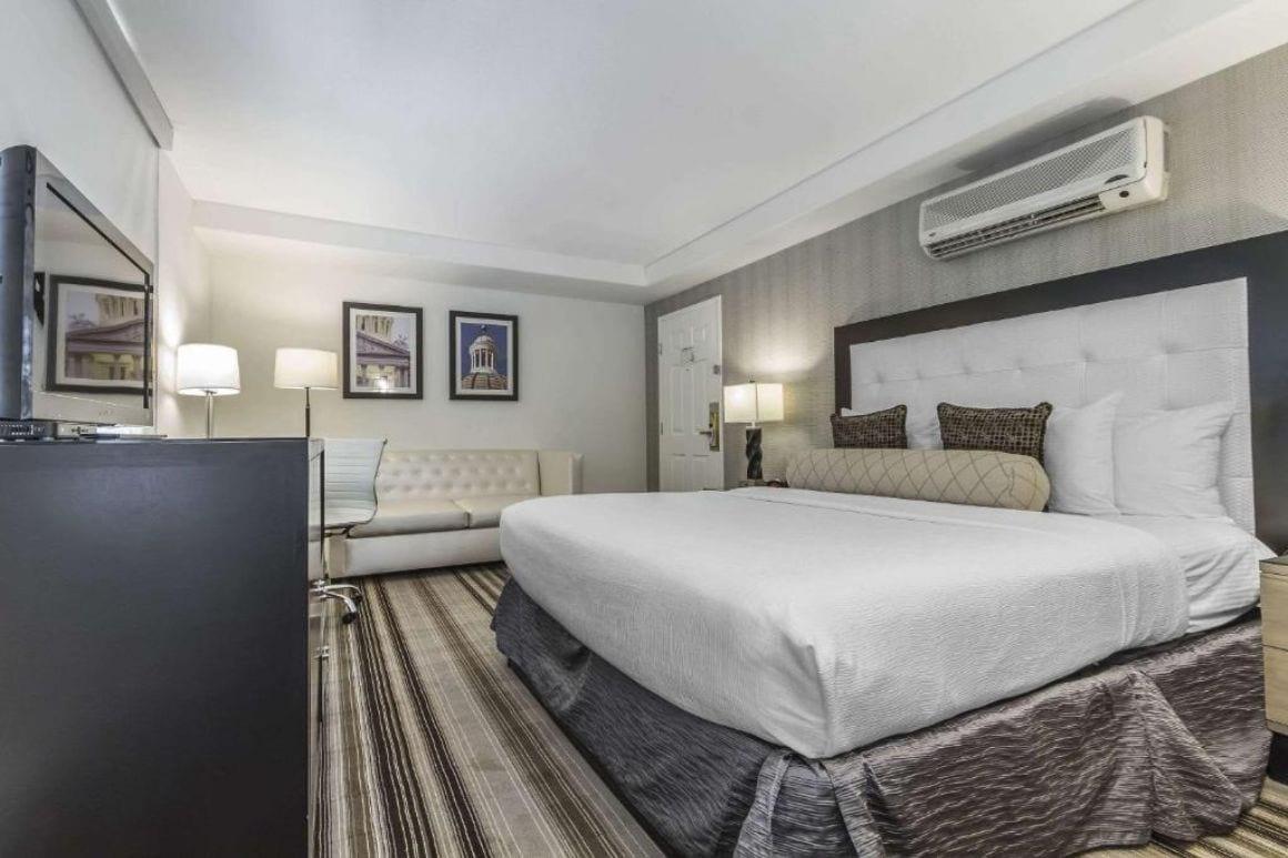 Best Hotel in Midtown Inn Off Capitol Park