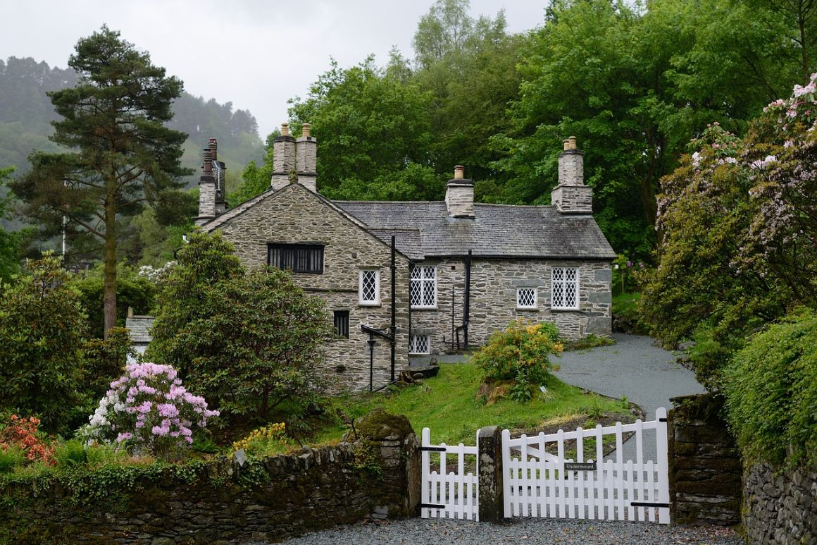 Cottage Lake District
